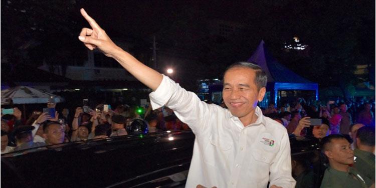 PDIP: Jokowi Satu Periode Lagi