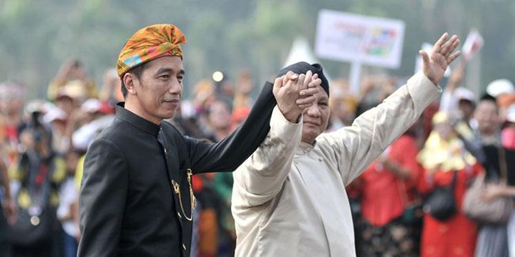 Masa Kampanye, Jokowi Stop Bagi-bagi Sepeda