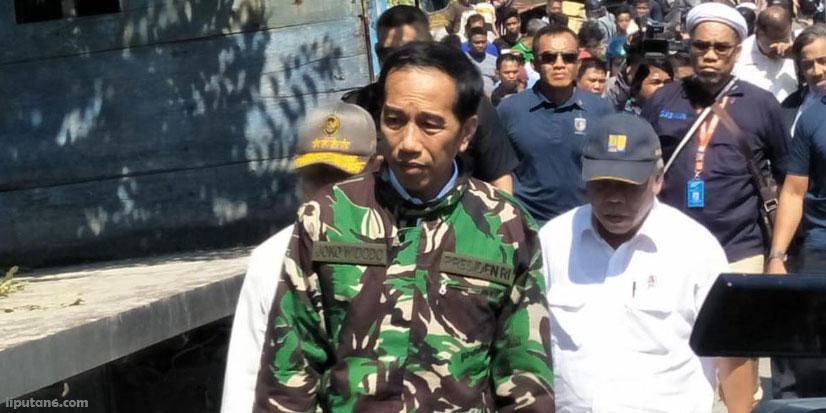 Jokowi Instruksikan Kejar dan Tangkap Pelaku Tindakan Biadab di Papua