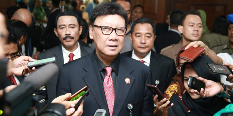 Mendagri Tjahjo Dorong KPU Perbanyak Kampanye Dialogis