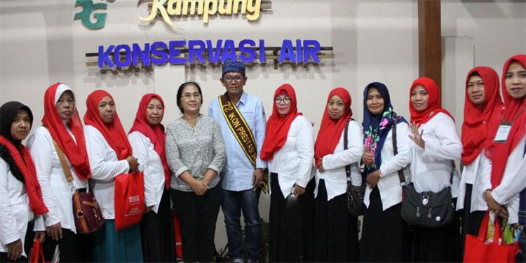 Rampak Sarinah Belajar Gerakan Transformasi Kampung di Glintung Malang