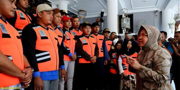 Surabaya Berangkatkan Tim Relawan ke Palu
