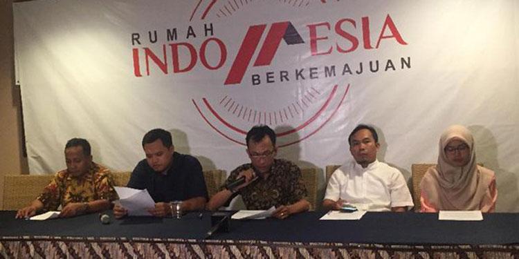 Aktivis Muda Muhammadiyah Deklarasi Dukungan ke Jokowi-Ma'ruf Amin