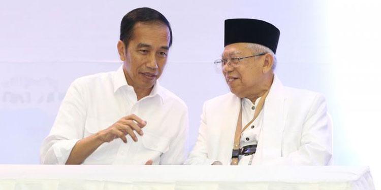 2 Bulan Kampanye, Elektabilitas Jokowi-Ma'ruf Terus Tinggalkan Prabowo-Sandi