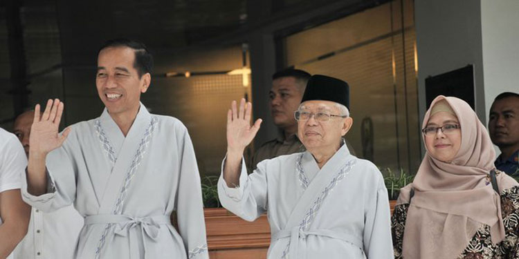 4 Survei Ini Prediksi Jokowi Menang Telak
