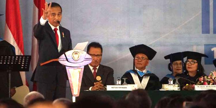 """Pidato """"Game Of Thrones""""-nya Jokowi Relevan bagi Pemimpin RI"""