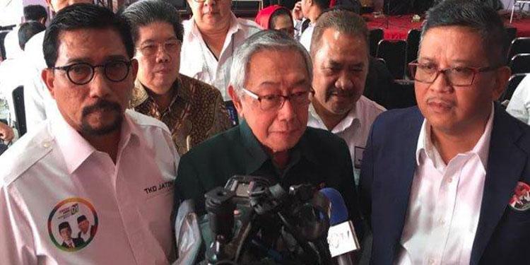 Bertemu TKN Jokowi-Ma'ruf, Ini yang Diungkapkan Pengusaha