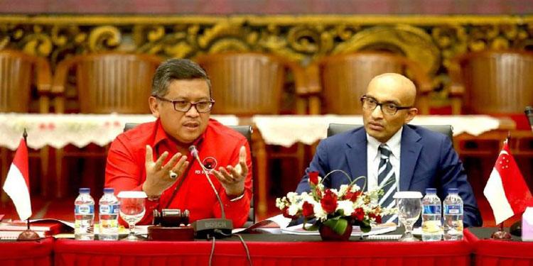PDIP Perbanyak Kerja Sama Persahabatan dengan Parpol Negara Lain
