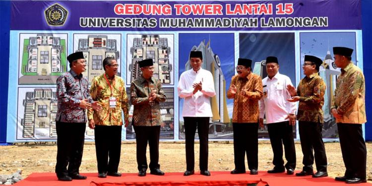Jokowi: Saya Ucapkan Selamat Milad ke-106 kepada Muhammadiyah