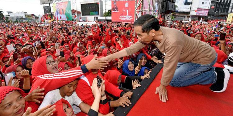Ini, Isu Pilpres 2019 yang Lambungkan Elektabilitas Jokowi-Ma'ruf Amin