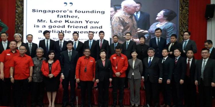 Serap Ilmu Layanan Publik dan Politik, Para Calon Pejabat Publik Singapura Pilih PDIP