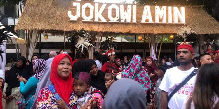 Rumah Aspirasi Jokowi-Ma'ruf Mulai Dibuka untuk Umum