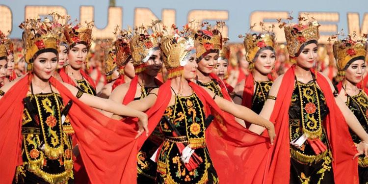 Tiga dari 99 Event Banyuwangi Festival 2019 Masuk Kalender Wonderful Indonesia