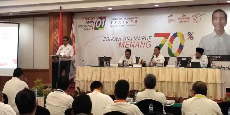 Sekjen TKN: Perubahan Angin Politik ke Jokowi-Ma'ruf Makin Menguat