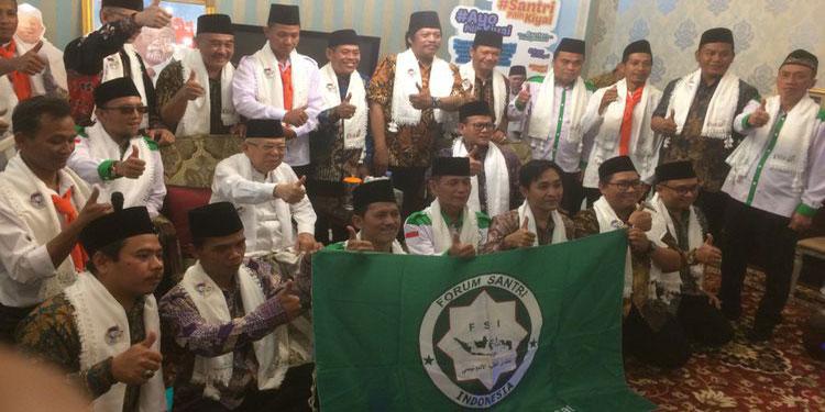 Jokowi Bakal Jadi Bapak Santri Indonesia