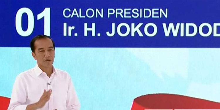 Ditanya Jokowi soal Unicorn, Jawab Prabowo: Yang Online-online Itu?