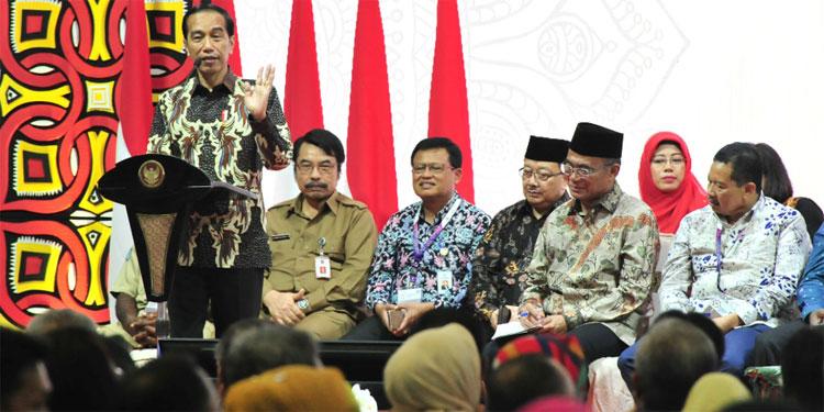 Jokowi: Infrastruktur Sudah Bisa Ditinggal, Kita Geser ke SDM