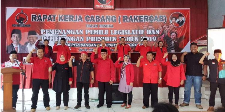 PDIP Trenggalek Patok Target 70 % Suara Kemenangan Jokowi-Ma'ruf Amin