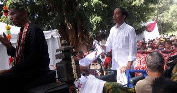 Menangkan Pilpres 2019, Jokowi Optimis Raih Suara 57-58 Persen