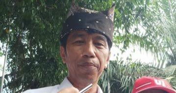 Ajakan Jokowi di Depan Masyarakat Blambangan: Jangan Sampai Golput!