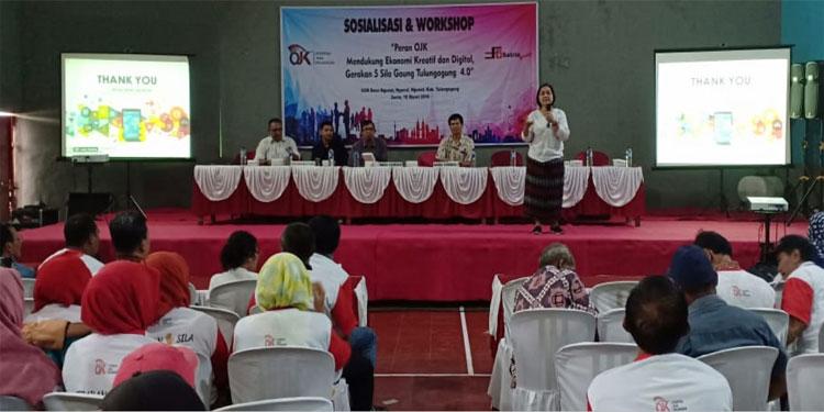 Gerakan Kolaborasi Tulungagung 4.0 Merambah Kecamatan Ngunut