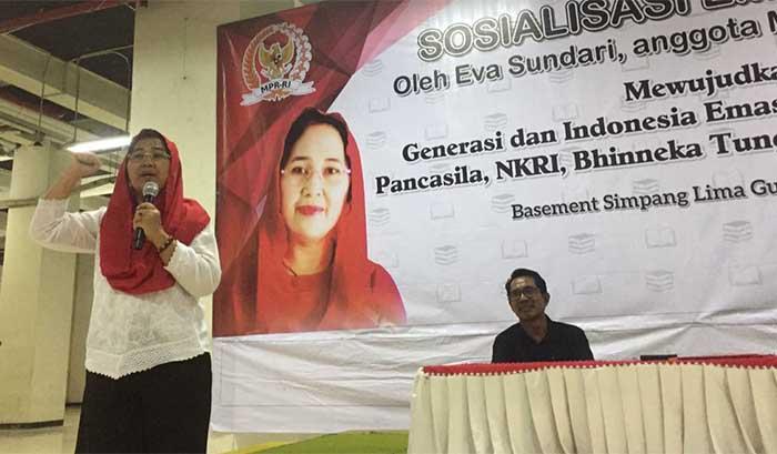 Eva Sundari Ajak Honorer K2 Wujudkan Generasi dan Indonesia Emas