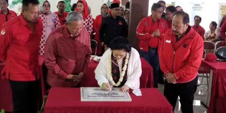 Potensinya Luar Biasa, Megawati Ingin Indonesia Punya Banyak Kebun Raya
