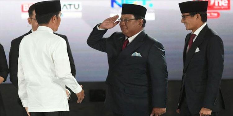 Rekapitulasi Nasional Tinggal 4 Provinsi, Jokowi-Ma'ruf Tak Terkejar