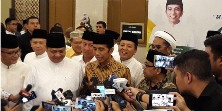 Jokowi: Namanya Kalah Ya Pasti Tidak Puas, tapi Ikuti Mekanisme