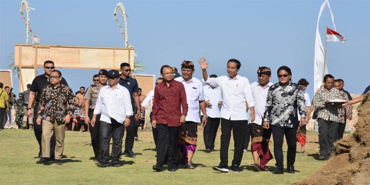 Dikunjungi Jokowi, Desa Ini Punya Pendapatan Rp 50 M Setahun dari Dana Desa