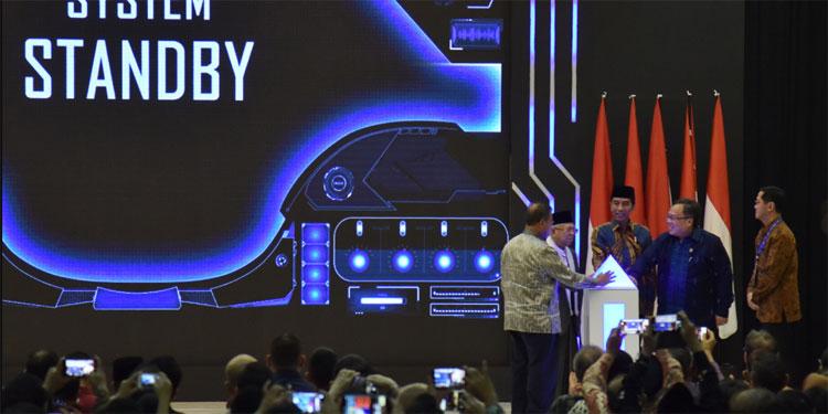 Punya Penduduk Muslim Terbesar, Jokowi: Saatnya Bangkitkan Potensi Ekonomi Syariah