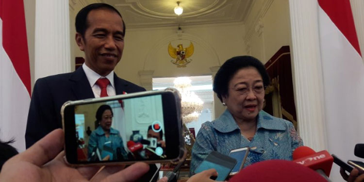 Jokowi-Ma'ruf Menang Pilpres, Megawati Ucapkan Selamat