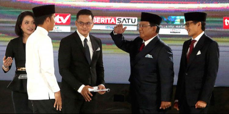 Real Count KPU Jumat Pukul 23.15 WIB, Ini Suara Jokowi vs Prabowo