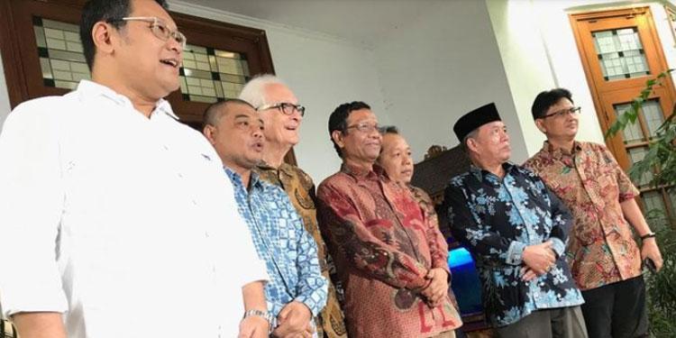 Tokoh Suluh Kebangsaan dan Megawati Bahas Situasi Pascapemilu 2019, Ini Isinya…