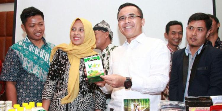Anas: Masa Depan Juga Milik Anak Muda yang Berani Masuk Bisnis Pertanian