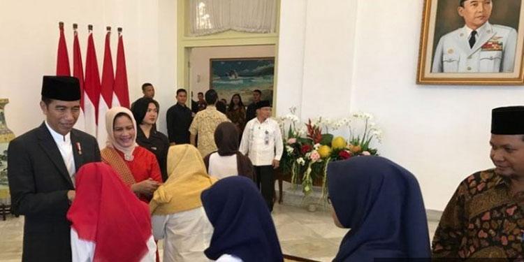 Jokowi: Idul Fitri Ajang Pererat Kembali Persatuan dan Persaudaran Bangsa