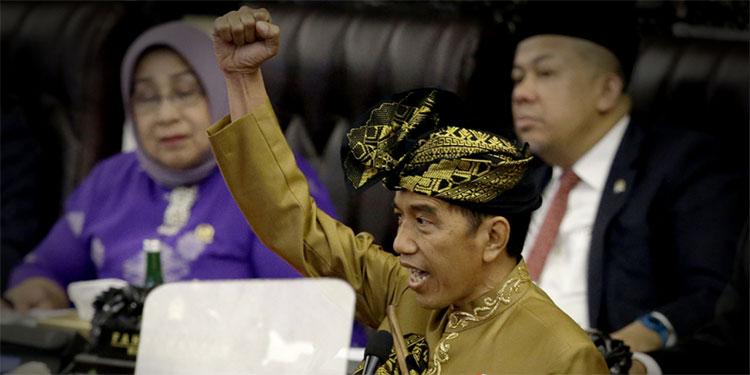 Pidato Kenegaraan Presiden Jokowi 2019