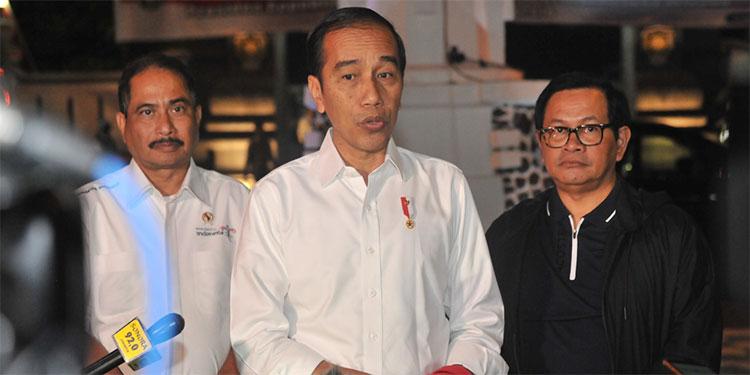 Perintahkan Tindak Tegas Pelaku Anarkis dan Rasialis, Jokowi Minta Masyarakat Papua Tenang