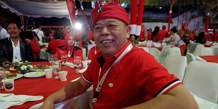 DPD Jatim Dukung PDIP Jadi Partai Pelopor