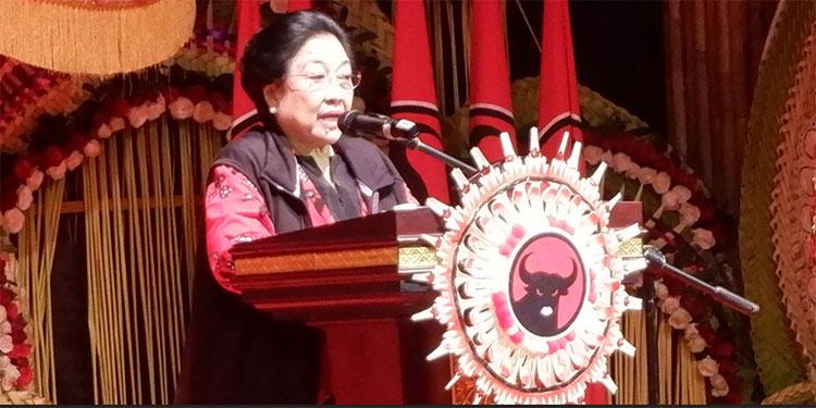 Megawati: Pak Prabowo Akan Hadir di Kongres V PDIP