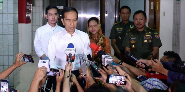 Jokowi: Habibie Bapak Teknologi Indonesia