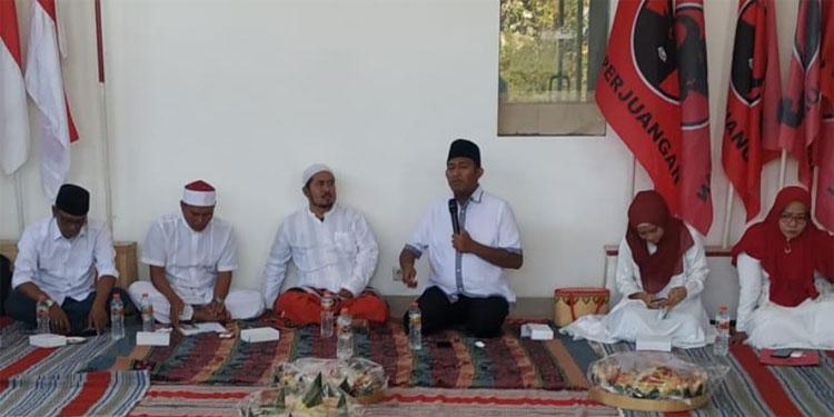 Wujud Syukur, PDIP Sumenep Gelar Tumpengan Muharram