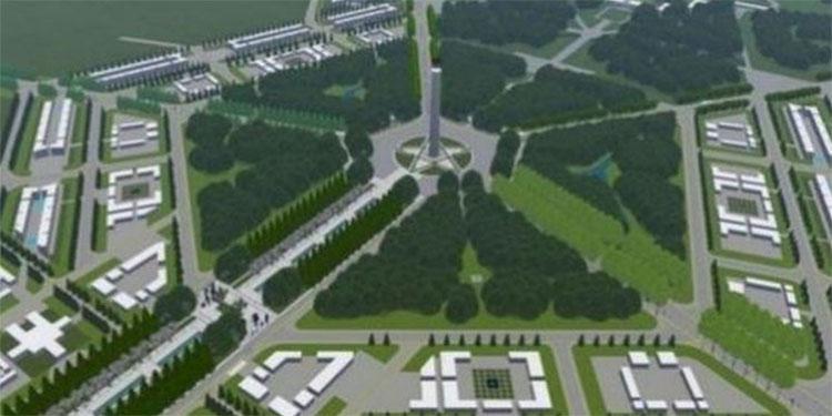 Jokowi Ingin Ibu Kota Baru Jadi Kota Terbaik di Dunia, Kalahkan Dubai