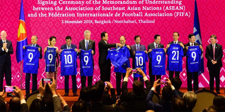 Jokowi: Indonesia Akan Kerja Keras Menjamin Piala Dunia U-20 Sukses dan Lancar