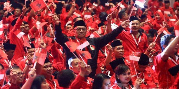 Ini 5 Kepala Daerah yang Mendapat Pujian Megawati di Panggung Rakernas I PDIP