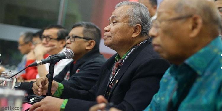 Tim Hukum PDIP: Penangkapan Wahyu Setiawan Bukan OTT KPK
