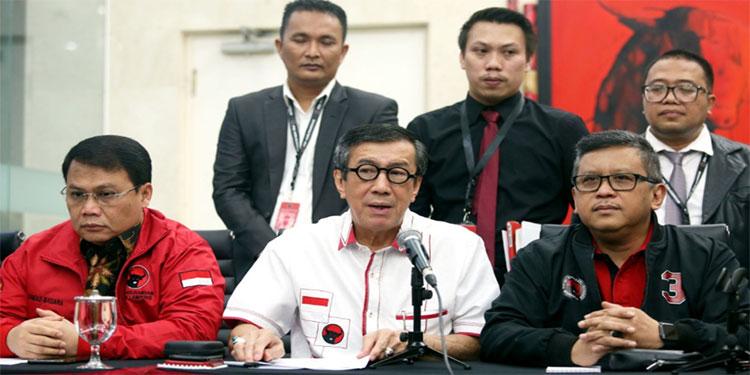 Diserang Fitnah Kasus Dugaan Suap Komisioner KPU, PDIP Bentuk Tim Hukum