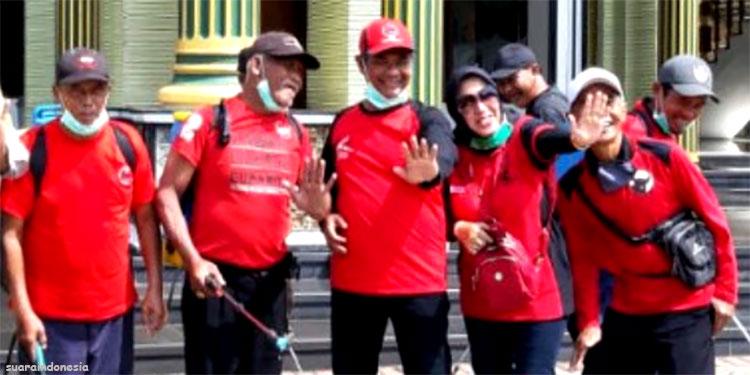 Kader PDIP Kabupaten Malang Gotong Royong Perangi Covid-19