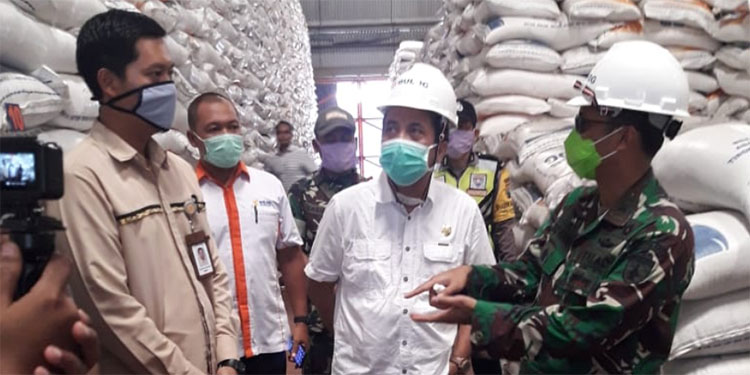 Stok Beras dan Gula Aman, Ketua DPRD Nganjuk: Tak Perlu Panik