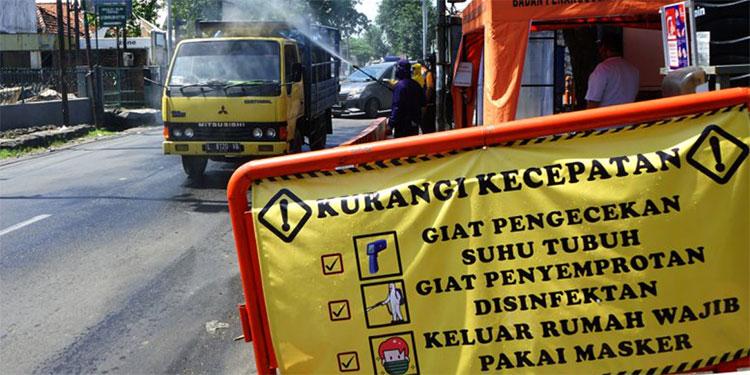 Simak, Ini yang Boleh dan yang Dilarang saat PSBB di Surabaya